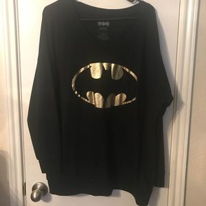 Batman sweatshirt 2
